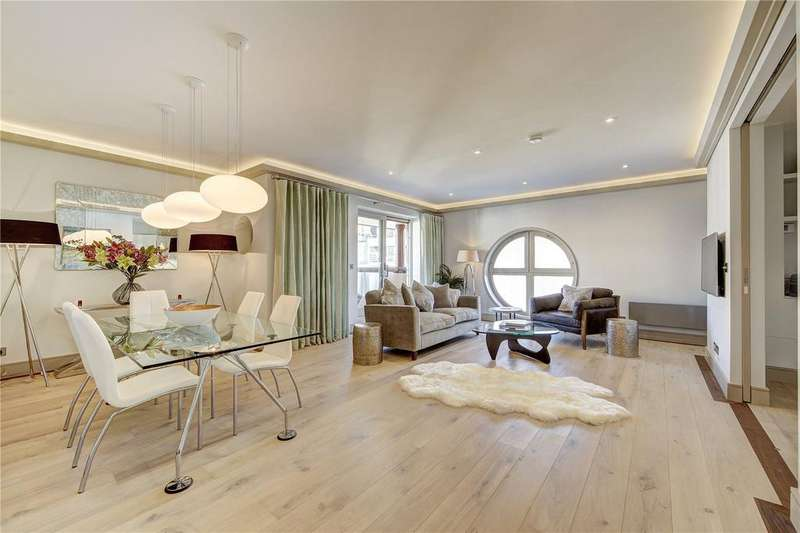 3 Bedrooms Flat for sale in Trinity Court, 170a Gloucester Terrace, London