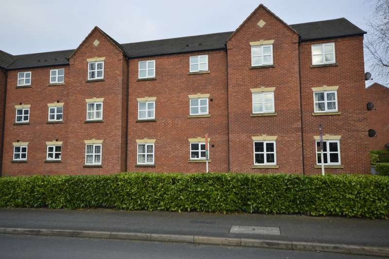 2 Bedrooms Flat for sale in Old Toll Gate, St. Georges, Telford, TF2