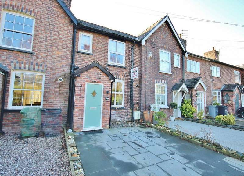 2 Bedrooms Terraced House for sale in Brook Lane, Alderley Edge, Cheshire