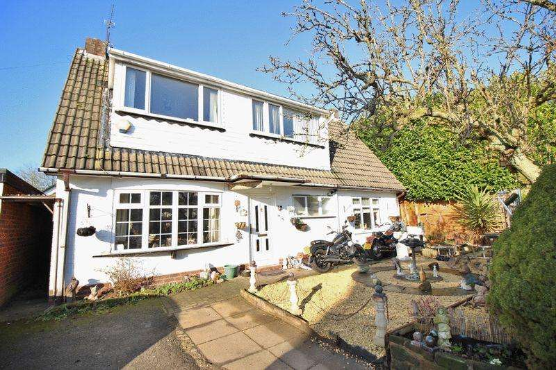 3 Bedrooms Detached House for sale in Newport Street, Brewood, Stafford