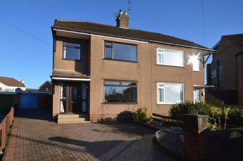 4 Bedrooms Semi Detached House for sale in Elm Drive, Greasby