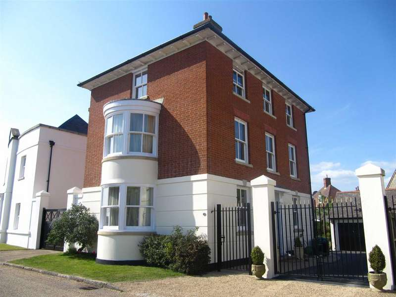 4 Bedrooms Detached House for sale in Holmead Walk, Poundbury
