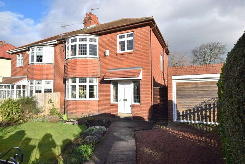 3 Bedrooms Semi Detached House for sale in Springwell Village