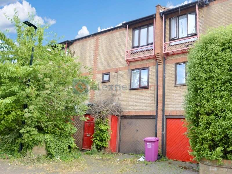 4 Bedrooms Terraced House for sale in Caledonian Wharf, Isle of Dogs E14