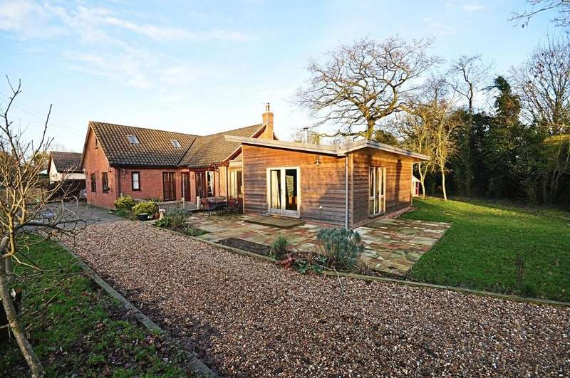 4 Bedrooms Detached House for sale in Rectory Road, Gissing