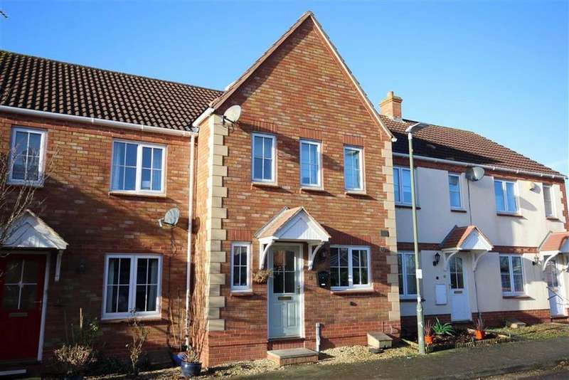 3 Bedrooms Terraced House for sale in Wigeon Lane, Walton Cardiff, Tewkesbury, Gloucestershire