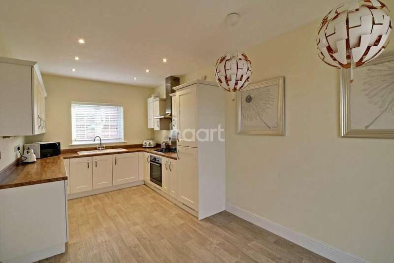 3 Bedrooms Detached House for sale in Kemble Road, Monmouth