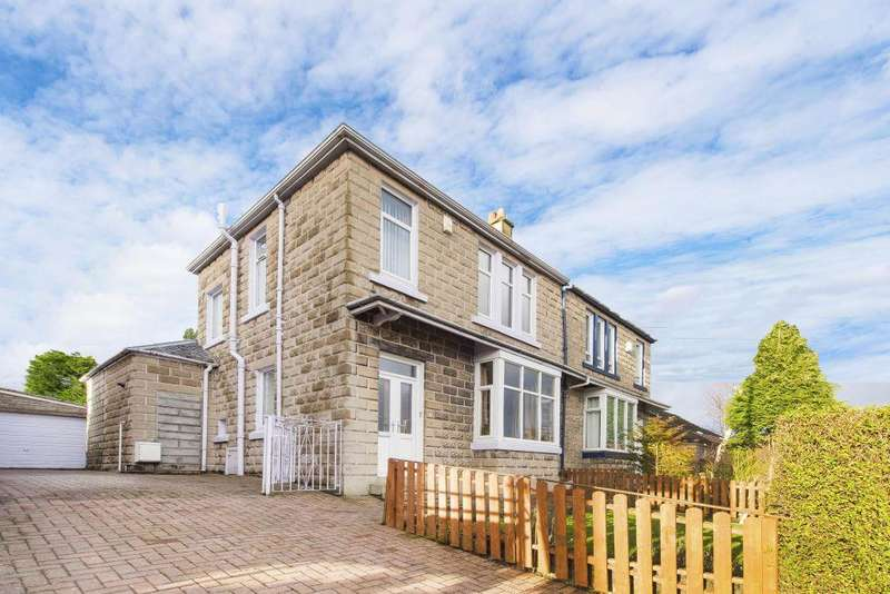 2 Bedrooms Semi Detached House for sale in 6 Hawthorn Walk, Cambuslang, Glasgow, G72 7AQ