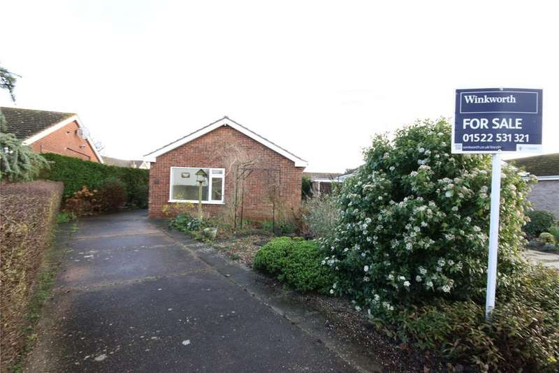 2 Bedrooms Detached Bungalow for sale in Anderson, Dunholme, Lincoln, LN2