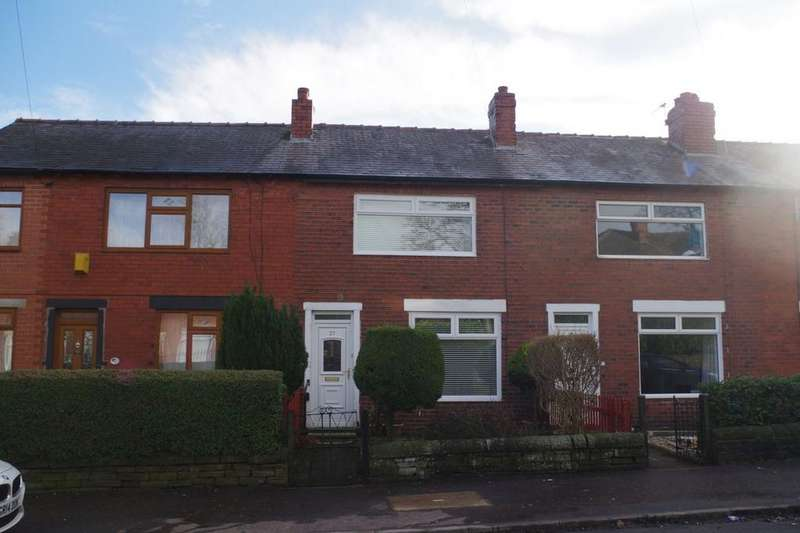 2 Bedrooms Terraced House for sale in Highroad Well Lane , Halifax HX2