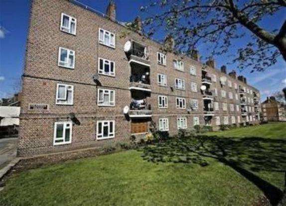 1 Bedroom Flat for sale in Tulse Hill Tulse Hilll SW2