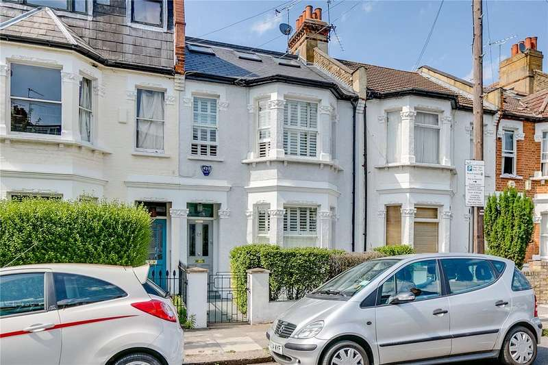 5 Bedrooms Terraced House for sale in Lysia Street, Bishops Park, London