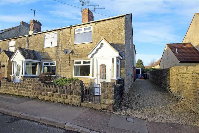 3 Bedrooms End Of Terrace House for sale in Church Street, Stratton, Wiltshire