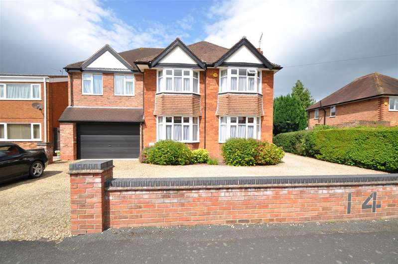 4 Bedrooms Detached House for rent in Alexander Avenue, Droitwich