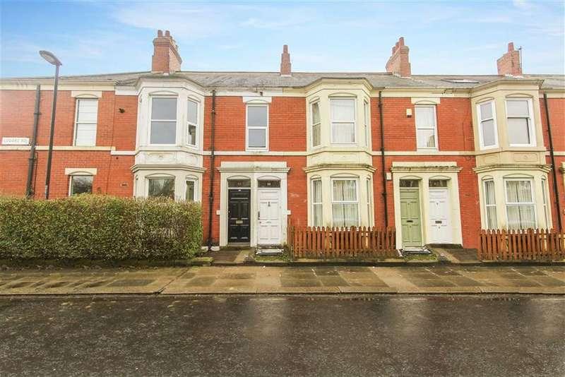 3 Bedrooms Flat for sale in Lodore, Jesmond, Newcastle Upon Tyne