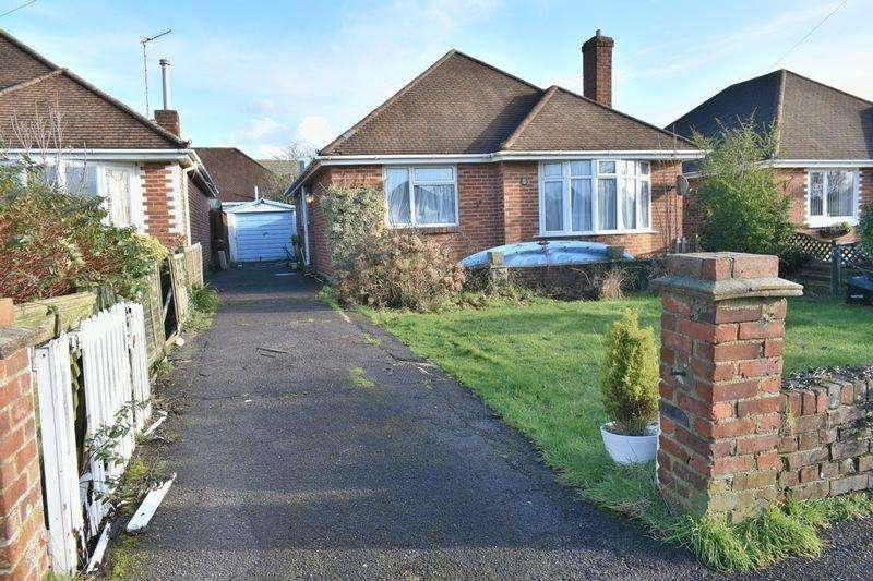 2 Bedrooms Detached Bungalow for sale in Coleville Avenue, Southampton