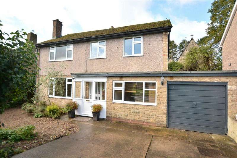4 Bedrooms Detached House for sale in Church Drive, East Keswick, Leeds, West Yorkshire