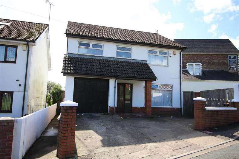 6 Bedrooms Detached House for sale in Benbow Road, Newport