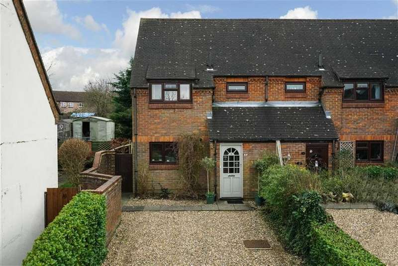 3 Bedrooms End Of Terrace House for sale in Boling Brook, St Albans, Hertfordshire
