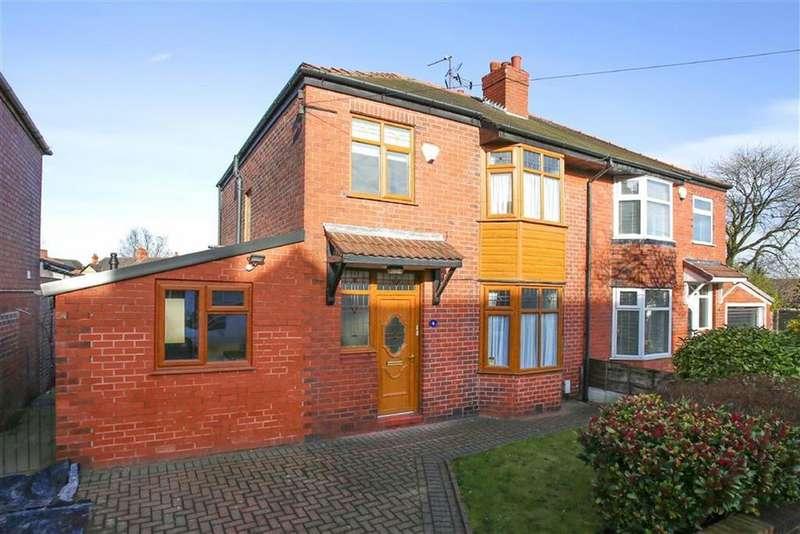 3 Bedrooms Semi Detached House for sale in Cambridge Road, Heaton Chapel