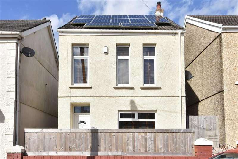 3 Bedrooms Detached House for sale in Peniel Green Road, Swansea