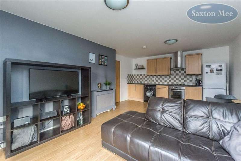 2 Bedrooms Apartment Flat for sale in Mandale House, 30 Bailey Street, Sheffield, S1