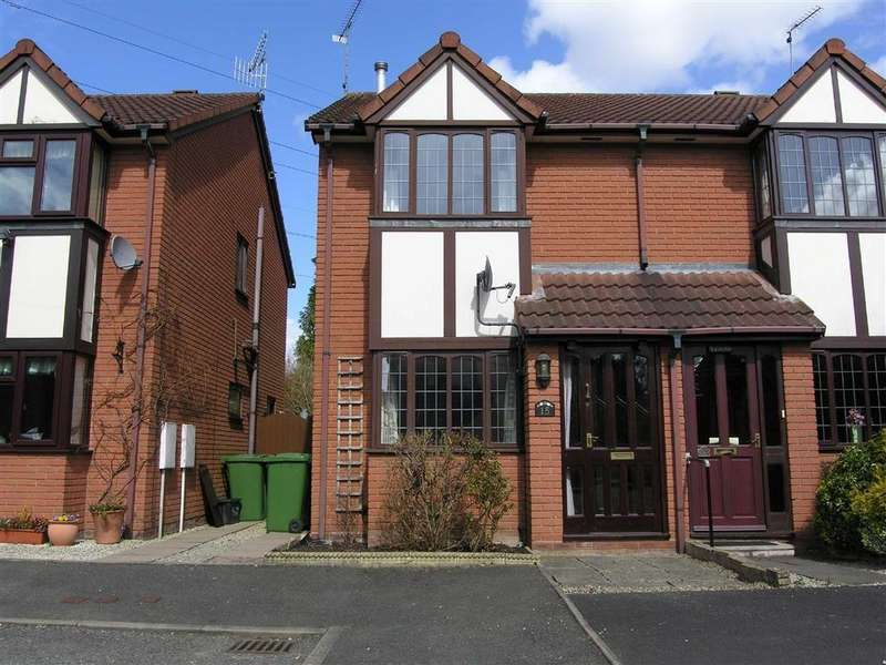 2 Bedrooms Semi Detached House for rent in Heathlands, Stourport-On-Severn, Worcestershire