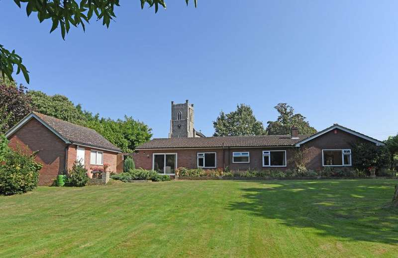 4 Bedrooms Detached Bungalow for sale in Saxmundham, Suffolk