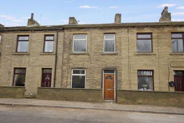 3 Bedrooms Terraced House for sale in Lower Edge Road Rastrick Brighouse