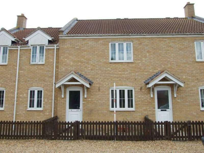 3 Bedrooms Terraced House for rent in Neils Way, Chatteris