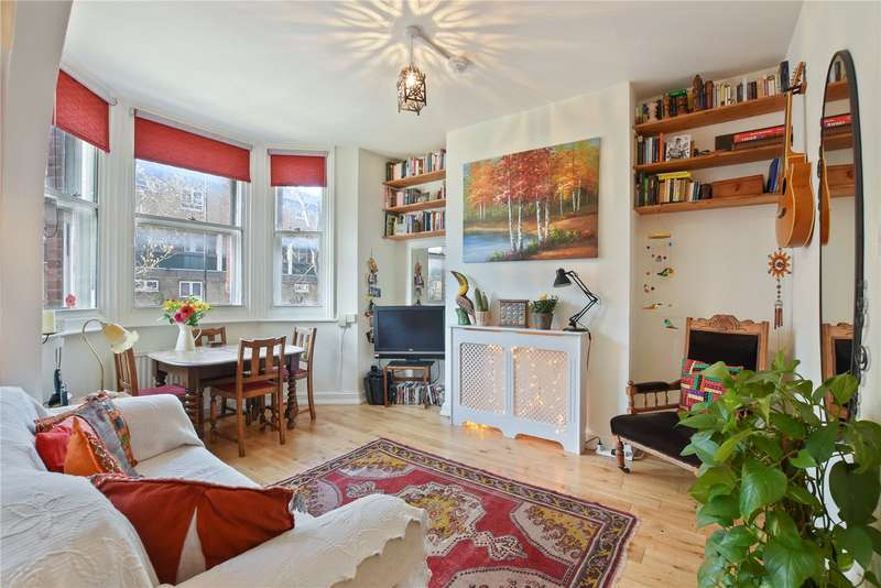 2 Bedrooms Flat for sale in Camden Street, London, NW1