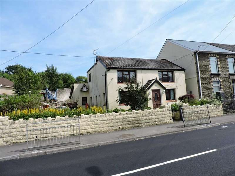 4 Bedrooms Cottage House for sale in Park Street, Lower Brynamman