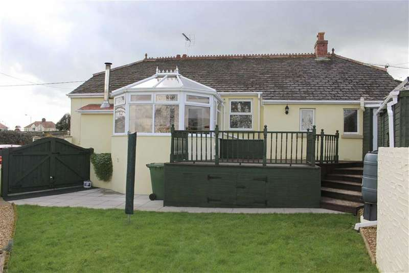 4 Bedrooms Detached Bungalow for sale in The Ridgeway, Penally