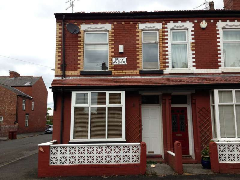 3 Bedrooms Property for rent in Bury Avenue, Whalley Range M16