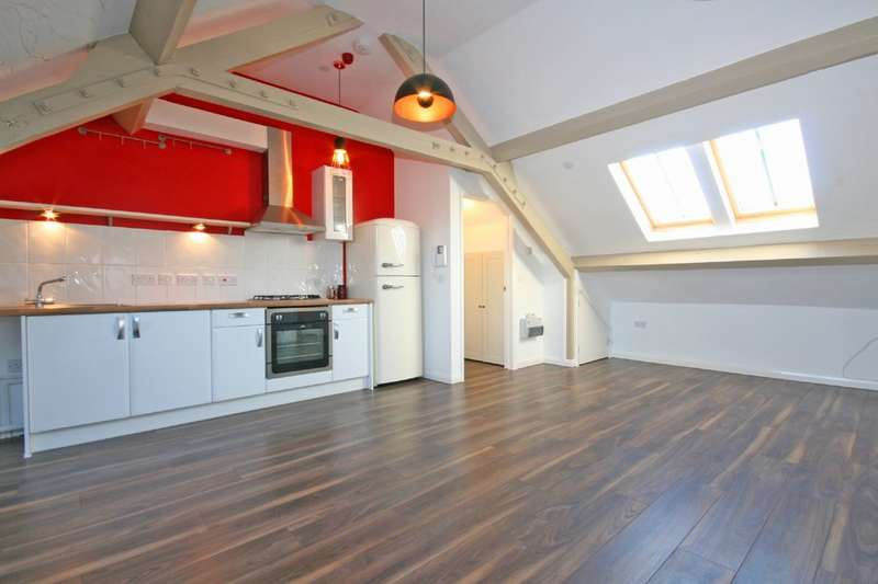 1 Bedroom Apartment Flat for sale in Worthington Street, Dover CT16