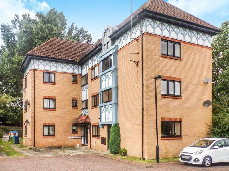 2 Bedrooms Property for sale in Prudhoe Court, Fawdon, Newcastle upon Tyne, Tyne and Wear, NE3 2JR