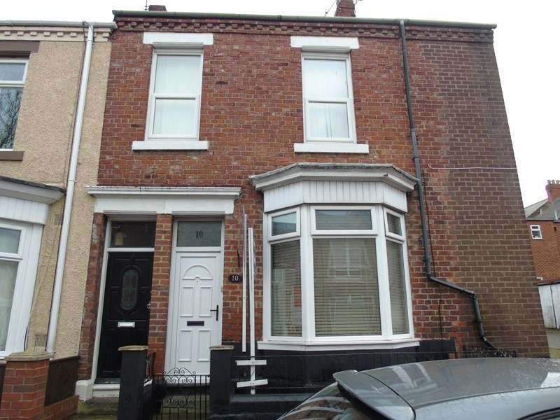 2 Bedrooms Property for sale in Burleigh Street, Westoe, South Shields, Tyne and Wear, NE33 3LP