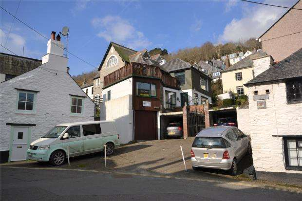 3 Bedrooms Detached House for sale in Fore Street, West Looe, Looe, Cornwall