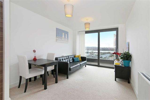 1 Bedroom Flat for sale in Connaught Heights, 2 Agnes George Walk, Silvertown