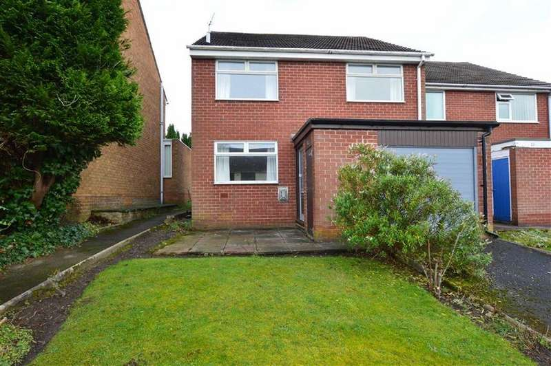 3 Bedrooms Semi Detached House for sale in Howbeck Drive, Oxton, CH43