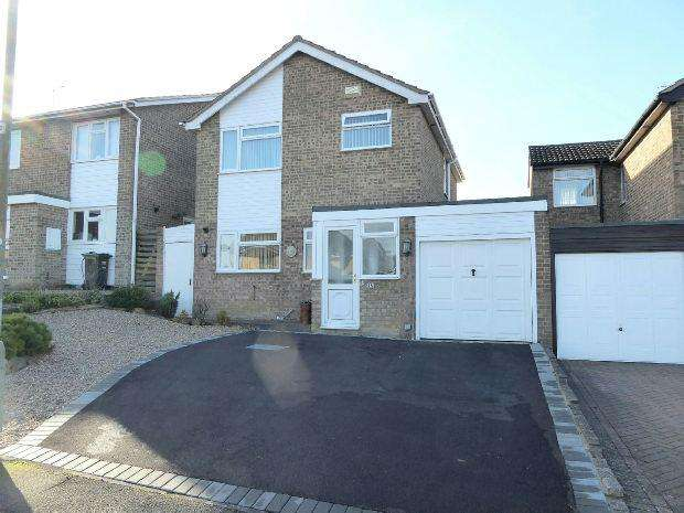 3 Bedrooms Detached House for sale in Burns Road, Banbury