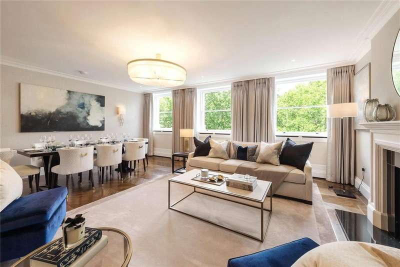 3 Bedrooms Flat for rent in Eaton Square, Belgravia, London, SW1W