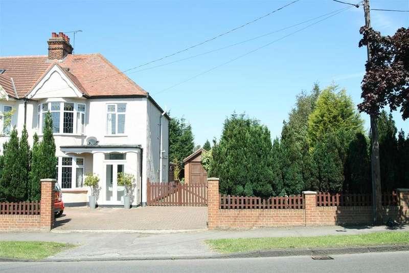 4 Bedrooms Semi Detached House for sale in Benfleet