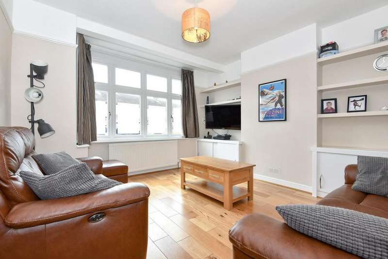 4 Bedrooms Terraced House for sale in Crossway, Raynes Park