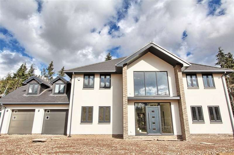 5 Bedrooms Detached House for sale in Manorside, Wynyard