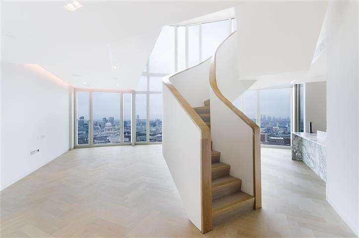 3 Bedrooms Flat for rent in South Bank Tower, Upper Ground, Southbank, London SE1