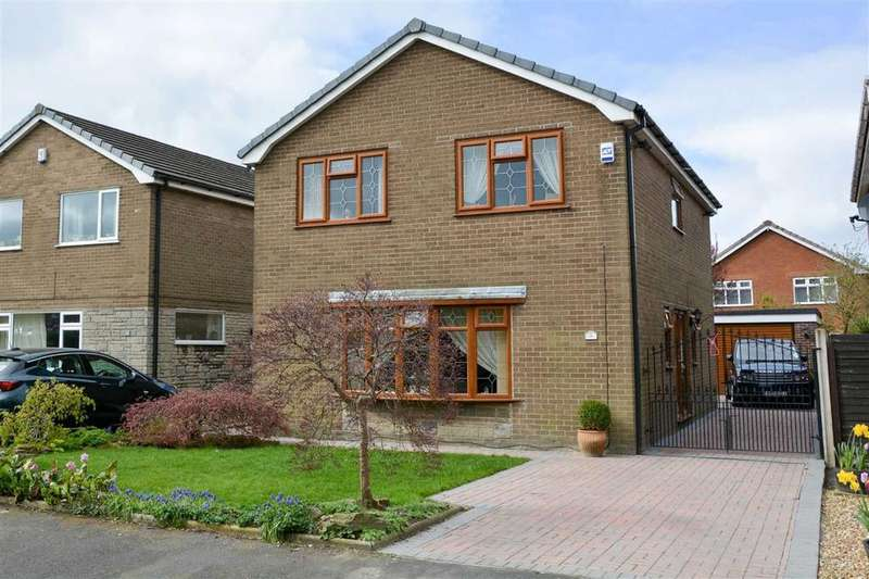 4 Bedrooms Detached House for sale in Whiteacre, Standish, Wigan, WN6