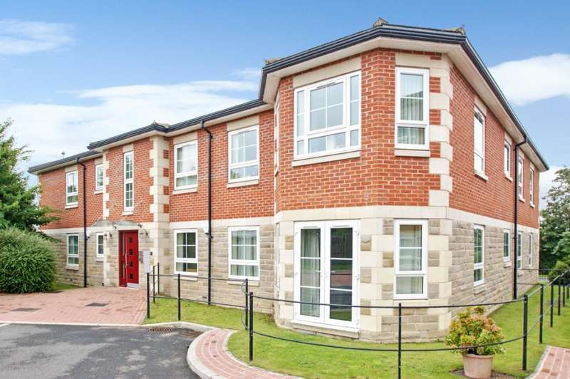 2 Bedrooms Apartment Flat for sale in Waterside, Fairburn, Knottingley, North Yorkshire