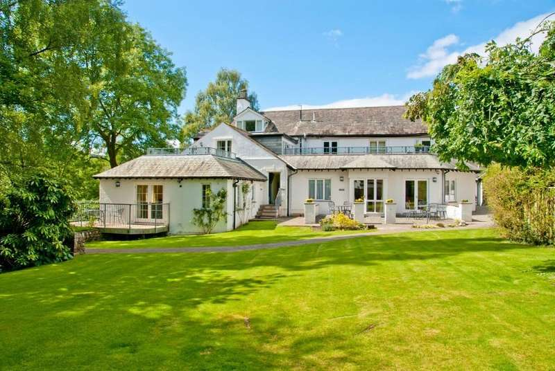 1 Bedroom Apartment Flat for sale in Orchid, Kirkstone Foot Apartments, Ambleside, Cumbria LA22 9EH