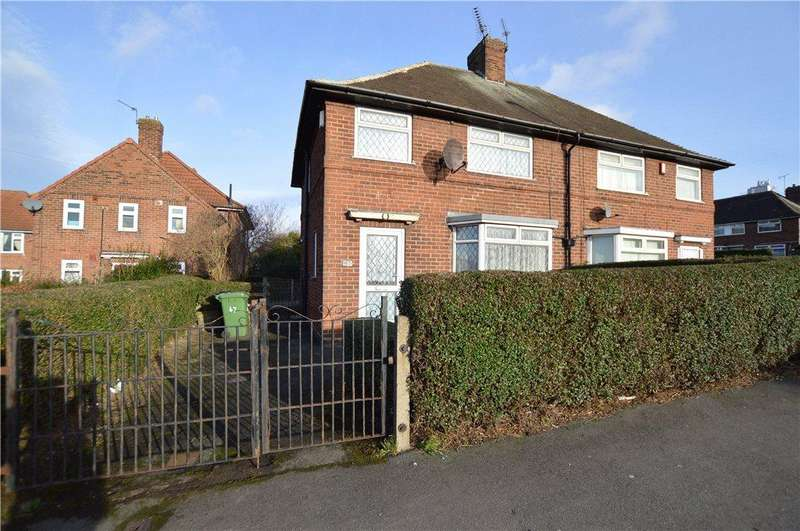 4 Bedrooms Semi Detached House for sale in Foundry Approach, Leeds, West Yorkshire